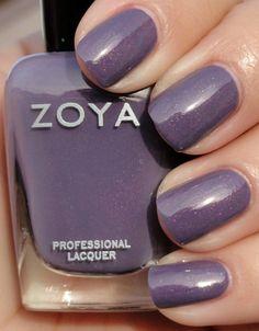 Zoya — Lotus (True Collection   Spring 2012)