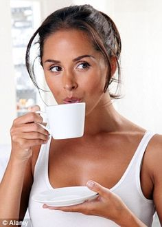 A new study has found that drinking up to four cups of coffee a day can slash the risk of developing diabetes by 25 per cent