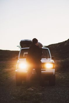 adventure with me. couple outside, exploring, camping, in love.