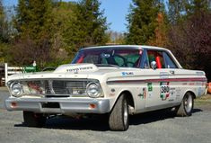 Bid for the chance to own a Newfoundland and Carrera Veteran 1965 Ford Falcon Sprint at auction with Bring a Trailer, the home of the best vintage and classic cars online. Mustang Cars, Ford Mustang, 65 Ford Falcon, Mercury Cars, Ford Fairlane, American Muscle Cars, Classic Cars Online, Newfoundland, Chevrolet Camaro