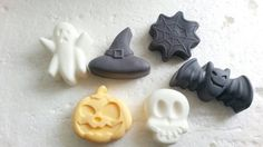 Check out this item in my Etsy shop https://www.etsy.com/listing/482755849/halloween-party-favor-soaps-pumpkin