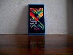 My very own Nokia Lumia 900 :)