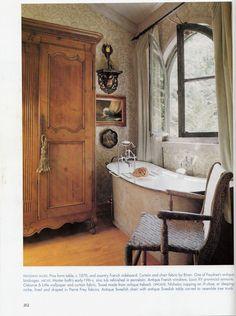 French Country Cottage Decor Pinterest French Country Cottage Bath Th ...