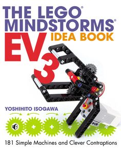 You won't want to miss the innovative designs and brilliant pictures in The Lego Mindstorms EV3 Idea Book.