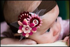 DIY {felt flower headband} » ashleyannphotography.com