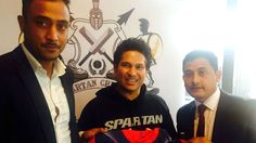 Dream realized as Nepal skipper Paras Khadka meets Indian cricketing god