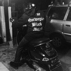 Black Metal Motorcycle Club