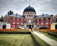 Svatba na krásném zámku ve Veltrusích :: robin puškáš