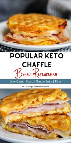 Jan 2020 - The chaffle is the latest and greatest invention in the keto world. This easy, traditional keto chaffle recipe is a great bread replacement. It works perfectly to make savory sandwiches or sweet treats. Keto Foods, Ketogenic Recipes, Keto Snacks, Low Carb Recipes, Diet Recipes, Foods To Eat, Ketogenic Diet, Bread Recipes, Keto Meal
