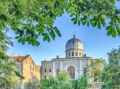 De vizitat: Sinagoga Neologa Sion – A treia ca mărime din Europa | Oradea in imagini