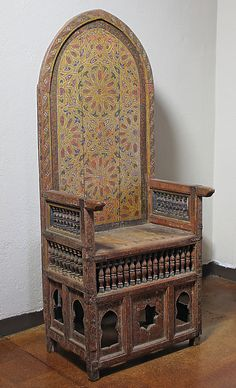 Chair, 16th cent, Spain, MET