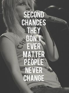 """""""Im in the business of misery lets take it from the top she got a body like an hour glass its ticking like a clock its a matter of time before it all runs out I thought you were mine ......."""" ~Paramore"""