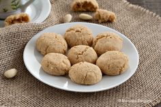 Learn how to bake perfect amaretti,the most iconic almond based Italian cookies.