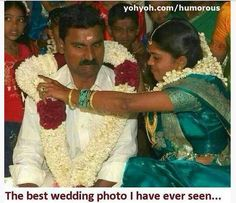 The Best Wedding Photo I Ever Seen.