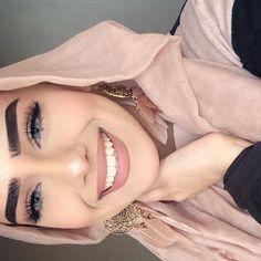 hudabeauty: She's so beautiful @aaliyah.jm #hudabeauty