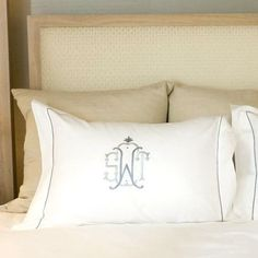 Walker Valentine Shams & Pillows