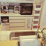 時短/家事を効率的に/使う場所に必要な物を収納/重ねない収納/出し入れしやすい収納…などに関連する他の写真