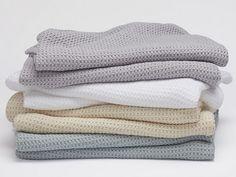 Organic Cotton Big Sur Blankets