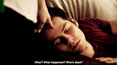 #TeenWolf summed up in one gif - Stiles