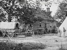 Farm House Used As Hospital
