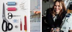 Signe Eriksen er uddannet skrædder og har derefter studeret Entreprenørskab på VIA Design.