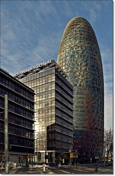 Torre Agbar | Barcelona | Spain (by baltasar59)