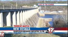 Police are revealing more about a report of a group of men asking about the Bagnell Dam.