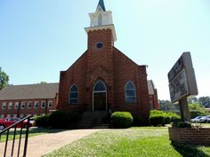 167...United Methodist Church In ALABAMA