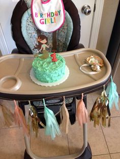 Under the Sea/ Mermaid Birthday Party Ideas   Photo 22 of 55   Catch My Party