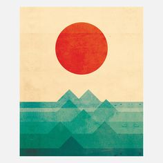 The Sun The Sea The Wave / by Budi Satria Kwan