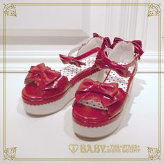 Baby, the stars shine bright Baby's Sweet Drops sandals