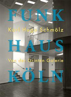 Karl Hugo Schmölz – Funkhaus Köln 1952