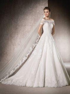 80 vestidos de novia St. Patrick 2017 que ¡te harán soñar! Image: 49