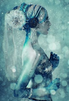 Frost Princess  by Kurt Lawson
