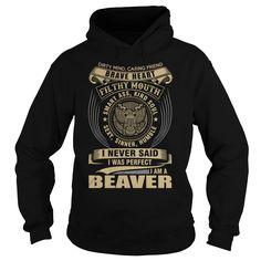 BEAVER T-Shirts, Hoodies. GET IT ==►…