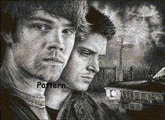 Hey, I found this really awesome Etsy listing at http://www.etsy.com/listing/130301598/brothers-winchesters-supernatural-cross