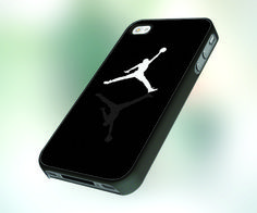 PCFA30 Michael Jordan Jump LogoDesign For IPhone 4 or 4S Case / Cover | mobilefun - Accessories on ArtFire
