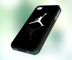 PCFA30 Michael Jordan Jump LogoDesign For IPhone 4 or 4S Case / Cover | mobilefun - Accessories on ArtFire