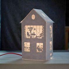 Hannah Nunn: A love of paper & light