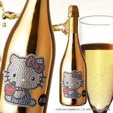 ハローキティ スパークリング ワイン シャルドネ - Google 検索