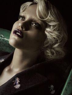 Sky Ferreira - Vogue Italia - Lost in My Bedroom