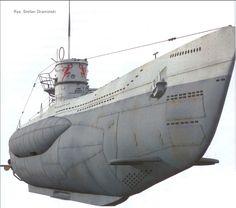 El Tipo VII era una increíble arma de guerra. Los alemanes trajeron de Inglaterra de rodillas con unos pocos submarinos . En el transcurso de la guerra , más de 1.000 se construyeron , pero menos de 100 regresarían al final. Para el final de la guerra , una sola misión submarino equivalía a una sentencia de muerte . Los alemanes perfeccionaron el equipo de tiro, tubos de torpedos en ángulo , y casi todos los demás innovaciones de  submarino que los aliados utilizaron después de la guerra .