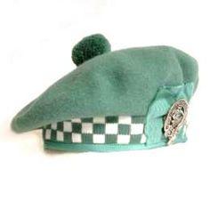 PIC OF MENS HATS | House of Tartan: Balmoral, Diced (Mens Hat)