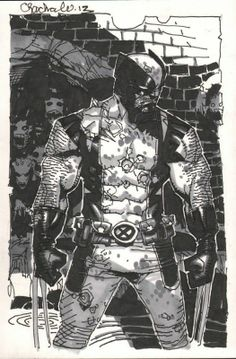 Wolverine - Chris Bachalo
