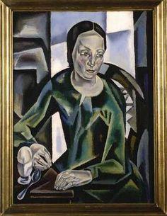Maria Blanchard (1881 - 1932) Lunch