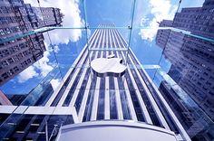 Apple five street...