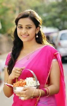 Milky white beauty - Sri Divya -