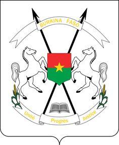 Brasão do Burquina Faso