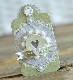Ivc689's Gallery: ~Gift Tag~ Maja Design