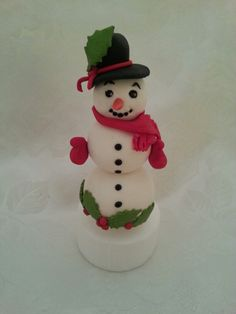 Pupazzo di neve x bimbi